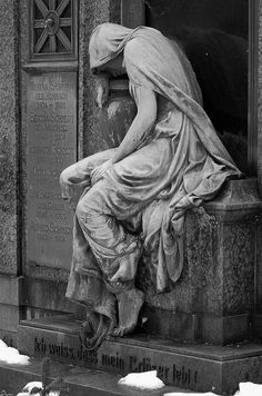 Cemetery Angel.