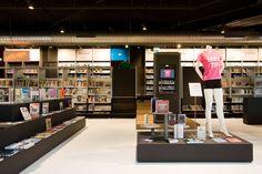 lelystad | nederland | flevomeer bibliotheek
