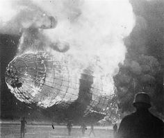 The crash of the Hindenburg took only 34 seconds, but it changed lives forever as passengers and ground crew tried to escape its massive flames