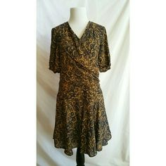 I just added this to my closet on Poshmark: Jessica Simpson Size 4 Day to Night Dress. Price: $20 Size: 4