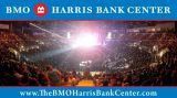 The BMO Harris Bank Center is the Rockford, Illinois home for world-class entertainment and sporting events since 1981. Facebook fans get exclusive offers, contests to win tickets, breaking news on upcoming events, photos and videos, and much more.