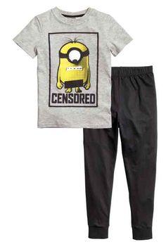 H&M - Jersey pyjamas £12.99