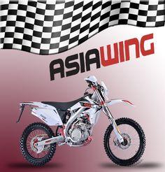 Asiawnguae Asiawingmotor Asia Asiawing Dirt Dirtbike Motor