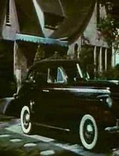 The Trip, 1940's chevrolet car commercial vivid Technicolour