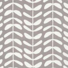 Cloud-9-Organic-CANVAS-Fabric-Yoyogi-Park-Vines-Teal-100-Cotton-FQ-leafy-stem