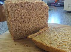 Spelt and Honey White Wheat Bread Machine Recipe