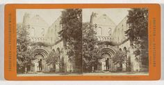 H. Selle & E. Linde & Co | Paulinzella. (Bogenthor), H. Selle & E. Linde & Co, H. Selle, 1860 - 1890 |