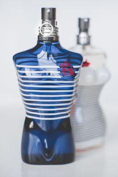 Jean paul gaultier parfums le male classique jean paul gaultier rayures marines et rayures - Jean paul gaultier mariniere ...