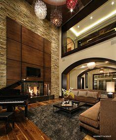After Midnight Living Room
