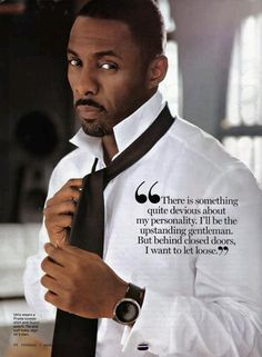 Idris Elba in Essence magazine . close the door & let's let loose! Idris Elba, Hot Men, Sexy Men, Hot Guys, Essence Magazine, Look Girl, Thing 1, Hommes Sexy, We Are The World