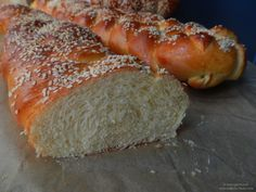 Bread and Focaccia – Awfully Tasty Challah, Tasty, Bread, Food, Sweet, Eten, Bakeries, Meals, Breads