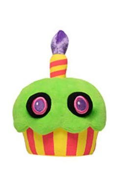 Five Nights at Freddy's Blacklight 6-Inch Plush by Funko Blacklight Cupcake plush Cuddle up with the terrifying animatronics from Five Nights at Freddy's! This Five Nights at Freddy's 6-inch Plush from the hit survival-horror game.