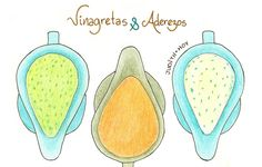 Cómo preparar vinagretas y aderezos para ensaladas