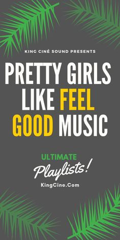 "The ultimate feel good music playlist for all the pretty girls out there. This music playlist consists of the best chill, rap, R&b, and mellow songs. Some of my girlfriends call this playlist ""the bes Best Rap Songs, Pop Songs, Music Mood, Listening To Music, Music Life, Mellow Songs, Rap Playlist, Heartbreak Songs, Best Spotify Playlists"