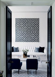 TRANSITIONING IN STYLE: a selection of interior doorways