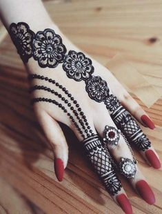 178 Best Henna Mehndi Designs Images In 2019