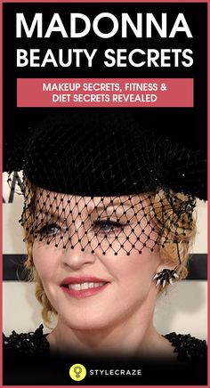 """The 55 year old mother of 4 """"Material Girl"""" and """"Like a Virgin"""" singer, songwriter Madonna always makes it a point to look her best and stay fit even after being a busy bee."""