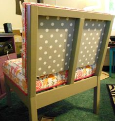 Free DIY Furniture Plans to Build a PB Teen Inspired Suite Chair - www.thedesignconfidential.com