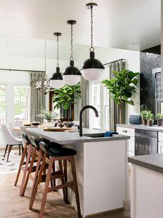 Kitchen Design Ideas From HGTV Urban Oasis 2016 >> http://www.hgtv.com/design/hgtv-urban-oasis/2016/kitchen-pictures-from-hgtv-urban-oasis-2016-pictures?soc=pinterest