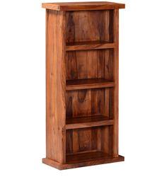 Alhambra Book Shelf in Warm Walnut Finish by Woodsworth