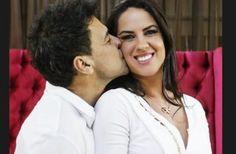 Zezé di Camargo ganha declaração romântica de Graciele Lacerda