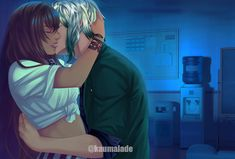 Anime Couples Drawings, Couple Drawings, Armin, My Candy Love, University Life, Love Kiss, Romantic Pictures, Fan Art, Manga Boy