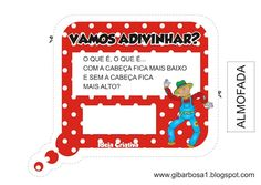 Colando Adivinhas Projeto Folclore Education, Frame, Folk, Lesson Plans For Elementary, Letter P Activities, Diy Projects, First Day Of Class, School Agenda, Index Cards