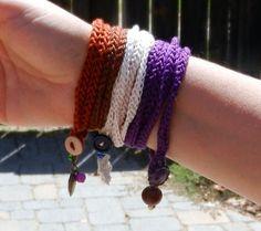 crochet wrap bracelet pattern