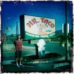 Mr Taco - Taco shop!