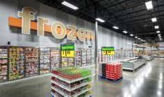 Super 1 Foods store design - api(+) http://www.apiplus.com