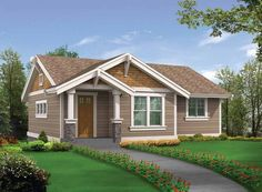 Eplans House Plan: The plan
