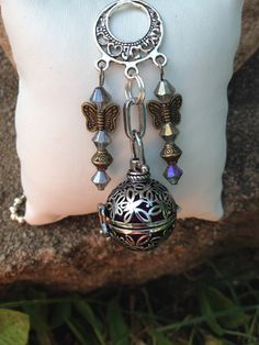 A personal favorite from my Etsy shop https://www.etsy.com/listing/471385717/essential-oil-diffuser-necklace-hollow
