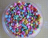 Mini Round Pastel Sprinkles ~ Cookie Sprinkles ~ Cake Sprinkles ~ Cupcake Sprinkles ~ 4oz