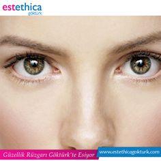 Estethica Göktürk göz çevrenize ışıltı saçıyor. Dermapen ile uygulanan Light Eyes Ultra; genetik faktörler, stres dolaşım bozukluğu ve gözlenen diğer nedenlerden dolayı göz çevresindeki mor halkalara, çizgi şeklindeki ince kırışıklıklara ve gözaltı torbalarına yönelik uygulanan bir yöntemdir.