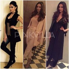 Style File : Deepika Padukone keeps it tres chic in NYC & LA
