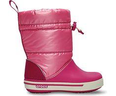 Kids' Crocband™ Iridescent Gust Boot | Kids' Boots | Crocs Official Site