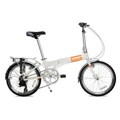 Foldable Bicycle on Touch Of Modern