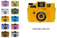 "Toy Camera ""Holga""."