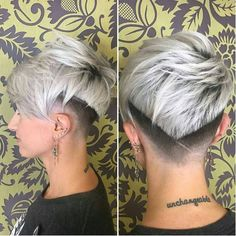 4,081 mentions J'aime, 36 commentaires – Pixies are rad ✂ (@hashtagpixiecuts) sur Instagram : « #pixiecuts From @connnx3 hair by @marinalantoshair »