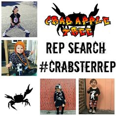 Crab Apple Tree are searching for Brand Representatives! . PLEASE ENSURE YOU MEET THE CRITERIA BEFORE ENTERING.... . We are looking for a boy and a girl with killer street stylez to join our crew. . To qualify:  Be a lover of our threads as well as other small businesses.  Take quality clear well lit photos.  Australian Public accounts only (no DM entries).  Beginning upon agreement of the terms the Rep period is for 3 months.  Weekly pictures must be shared on IG for our use in social media…