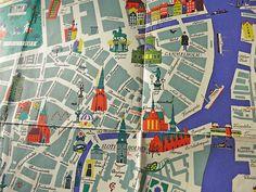 17 Best Copenhagen Map images