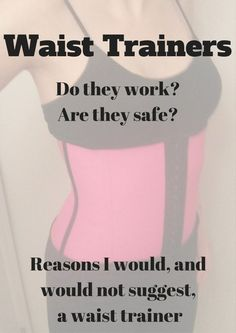 081eefe9a7 Waist Trainers  Do They Really Work  I wore one for a week