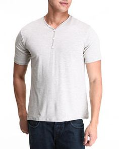 Buy Short Sleeve Henley Men's Shirts from Basic Essentials. Find Basic Essentials fashions & more at DrJays.com