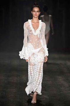 Outstanding Crochet: Crochet designer... Fashion fashion  Pakistani long kurti +917574077785