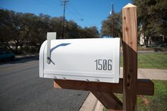 Hey, I found this really awesome Etsy listing at https://www.etsy.com/listing/89234046/mailbox-numbers-with-mid-century-modern
