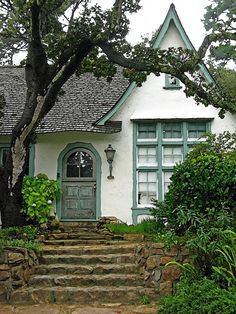 Comstock cottage, Carmel, California
