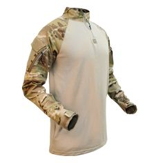 Multicam - Assaulter Shirt - Tactical Distributors- Tactical Gear