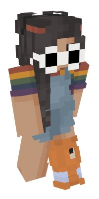 Check out our list of the best Rainbow Minecraft skins. Tumblr Minecraft Skins, Minecraft Skins Rainbow, Minecraft Skins Kawaii, Minecraft Skins Female, Minecraft Skins Aesthetic, Mine Minecraft, Cool Minecraft Houses, Minecraft Games, Minecraft Blueprints