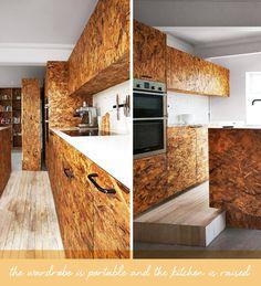 plywood kitchen coco kelley