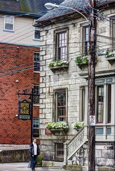 Henry House  Halifax, Nova Scotia. One of my all time favourite restaurants in the city. First introduced to Henry House in 1972.